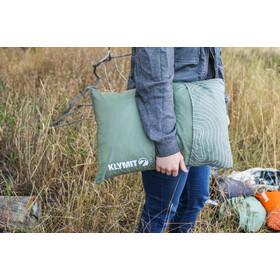 Klymit Drift Car Camp Pillow Large, green